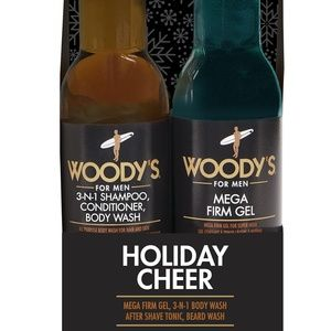 Other - Woody's 3-N-1 Holiday Cheer